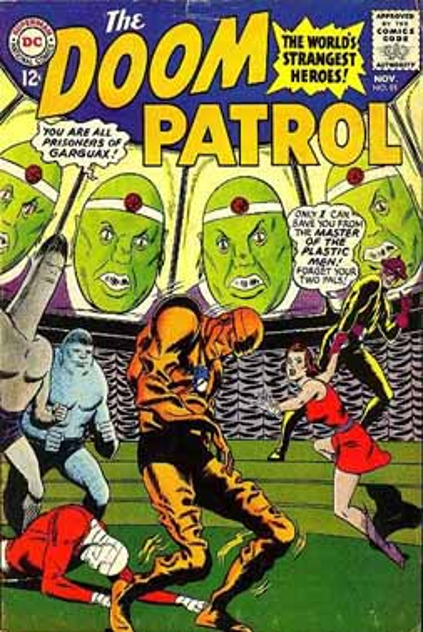 Doom Patrol 91 Reviews