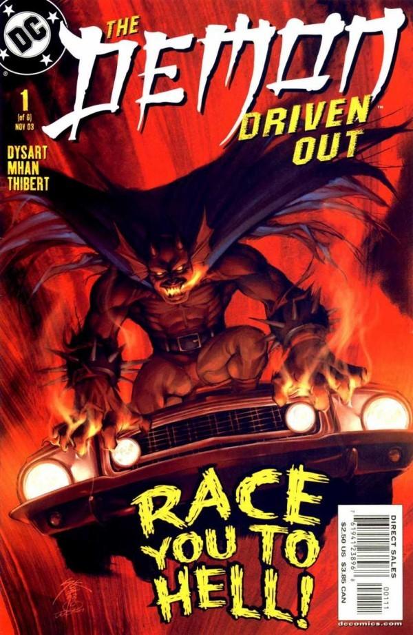 DC Comics Presents: The Demon Driven Out #1