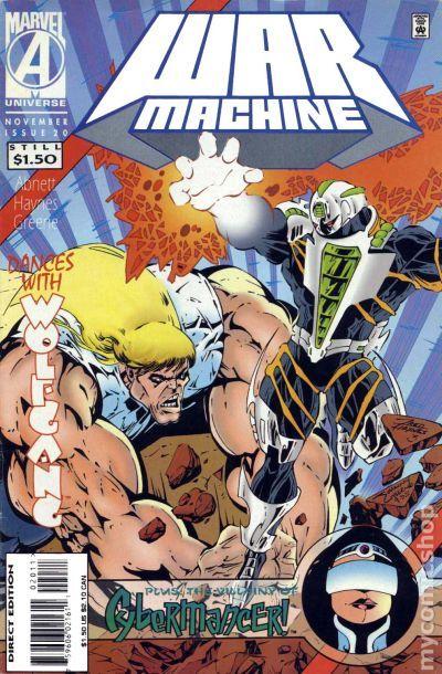 War Machine #20