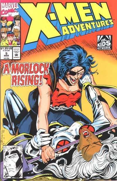 X-Men Adventures #5