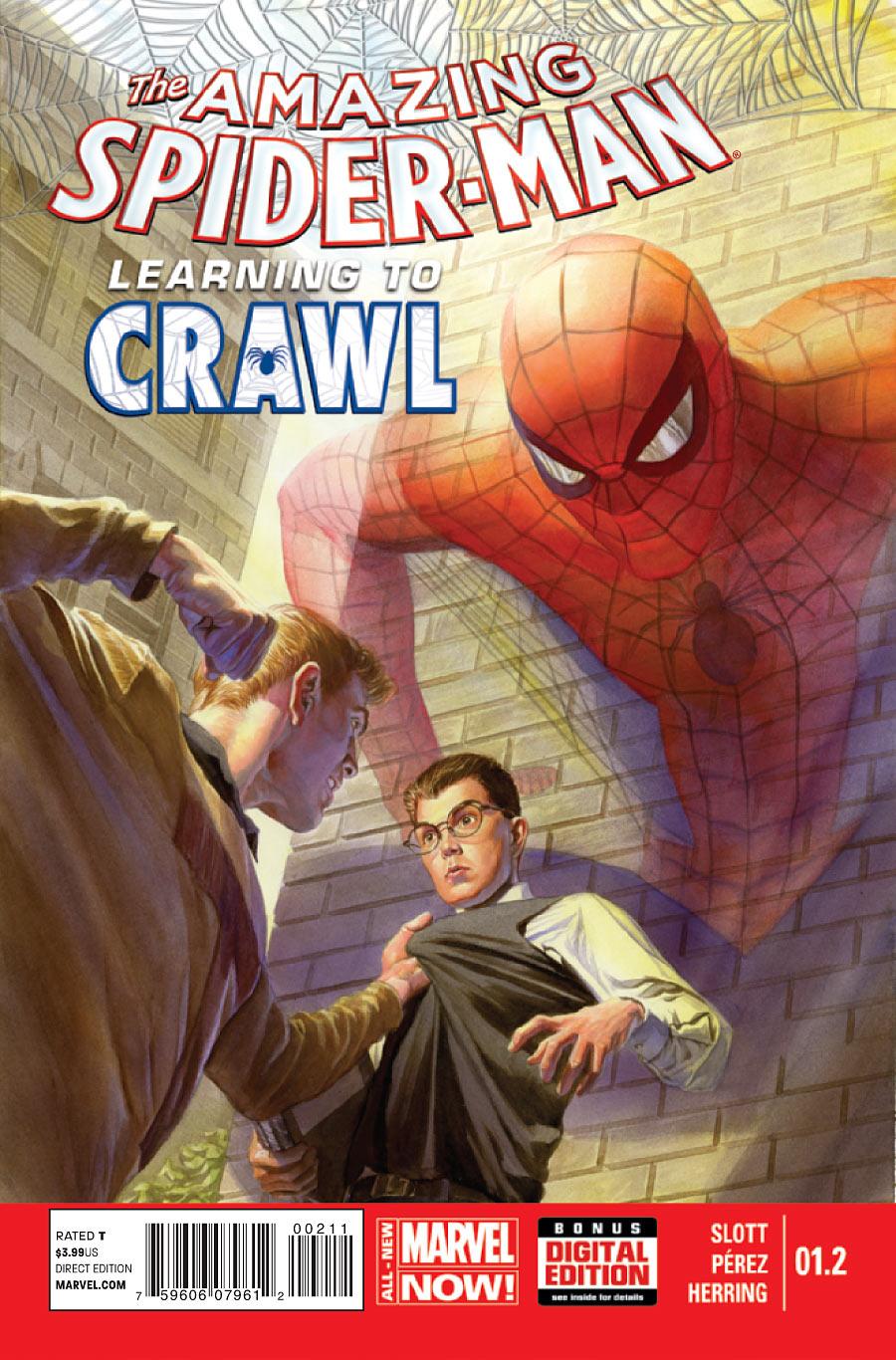 The Amazing Spider-Man #1.2