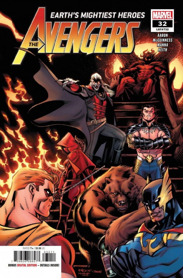 The Avengers #32