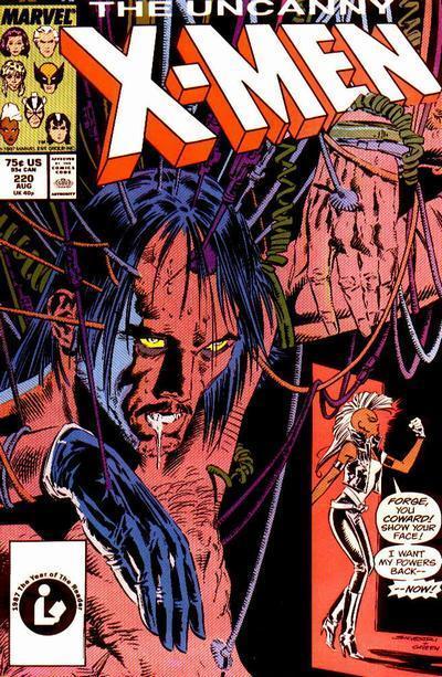 Uncanny X-Men #220