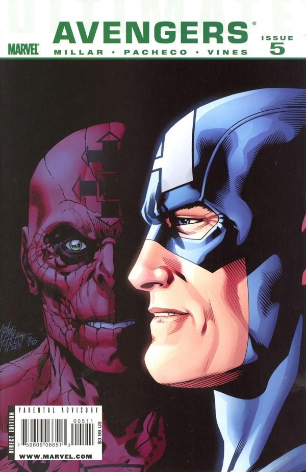 Ultimate Avengers #5