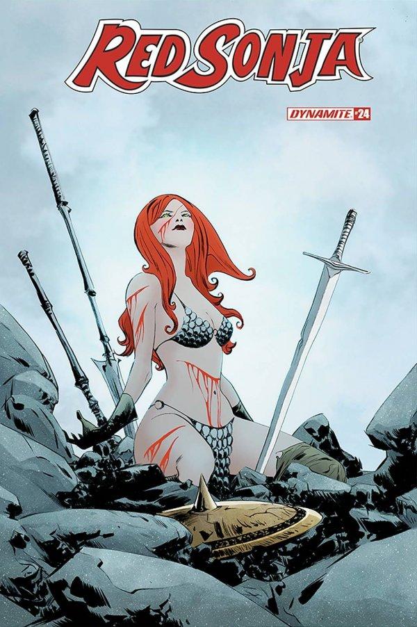 Red Sonja #24