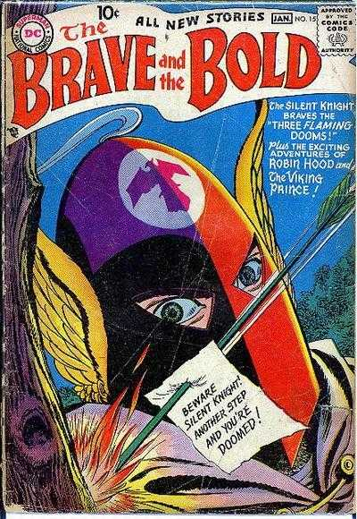 The Brave and the Bold #15