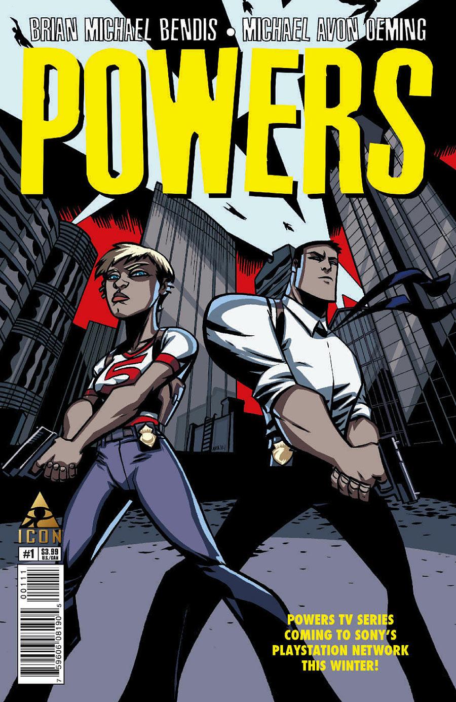 Powers #1