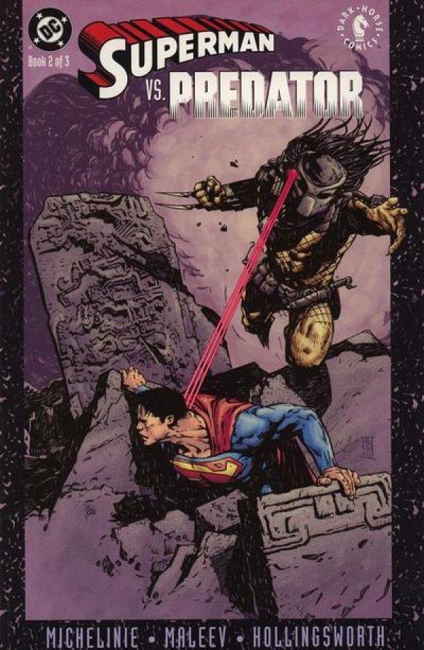Superman vs. Predator #2