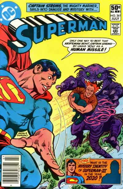 Superman #361