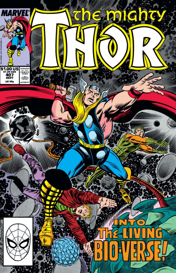 The Mighty Thor #407
