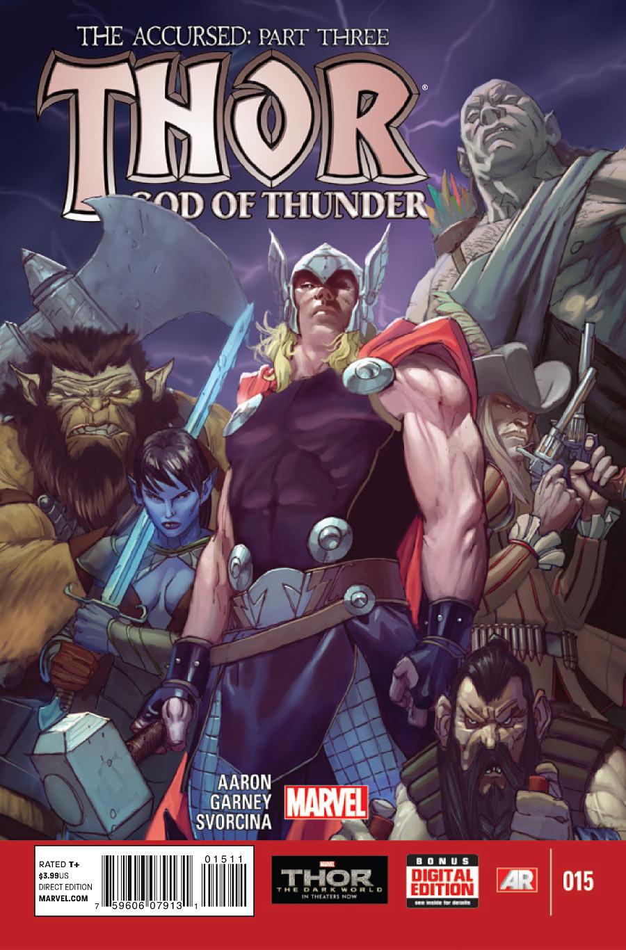 Thor: God of Thunder #15