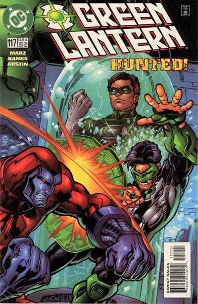 Green Lantern #117