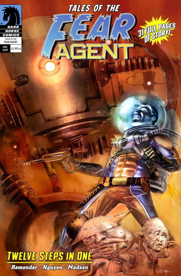 Tales of the Fear Agent: Twelve Steps in One