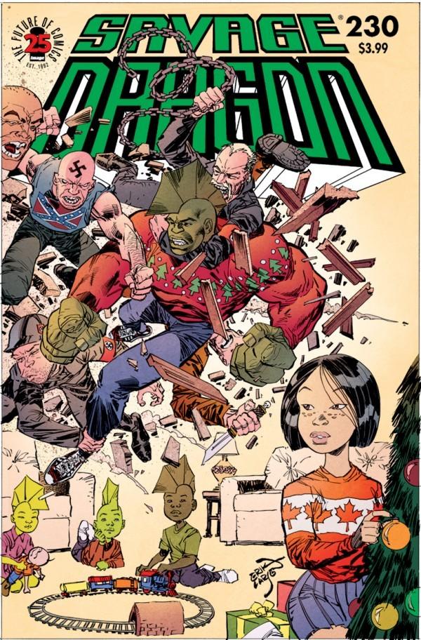 Savage Dragon #230