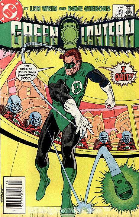 Green Lantern #181