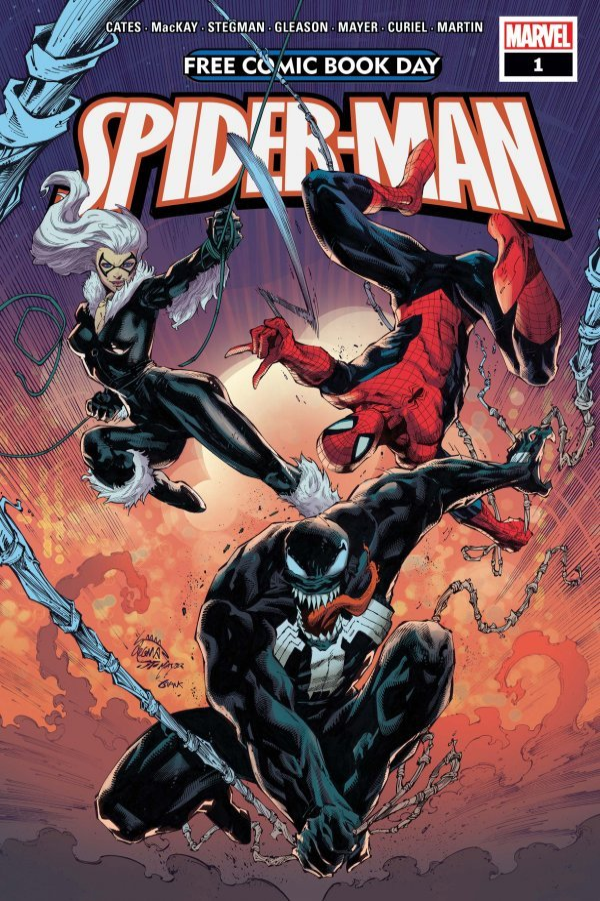Free Comic Book Day 2020: Spider-Man / Venom #1