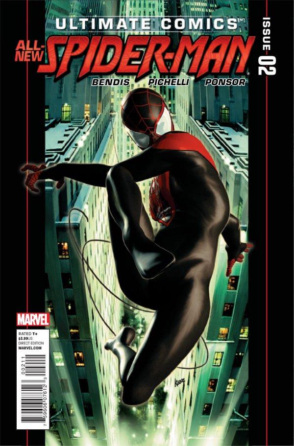 Ultimate Comics Spider-Man #2