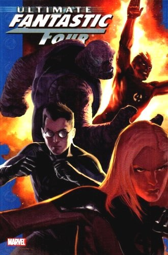 Ultimate Fantastic Four Vol. 5 HC