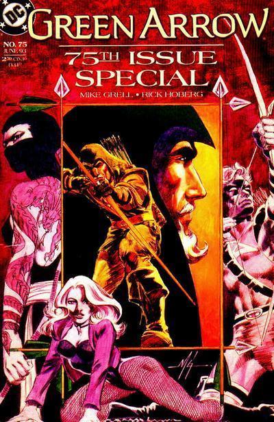 Green Arrow #75