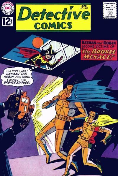 Detective Comics #302