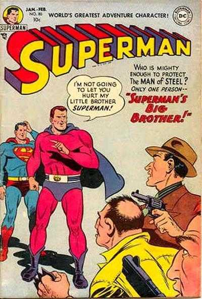 Superman #80