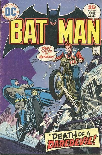 Batman #264