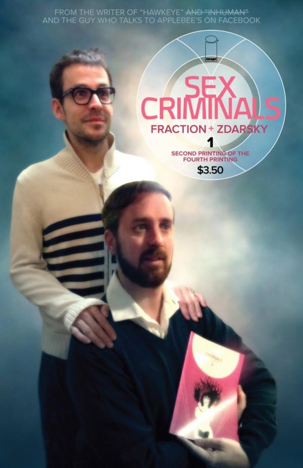 Sex Criminals #1