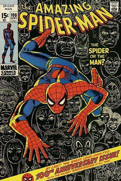 The Amazing Spider-Man #100