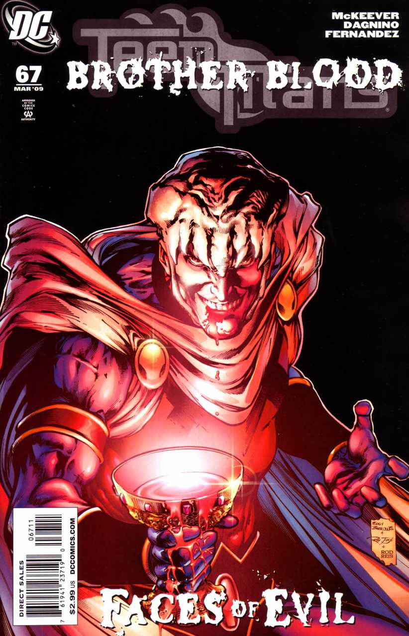 Teen Titans #67