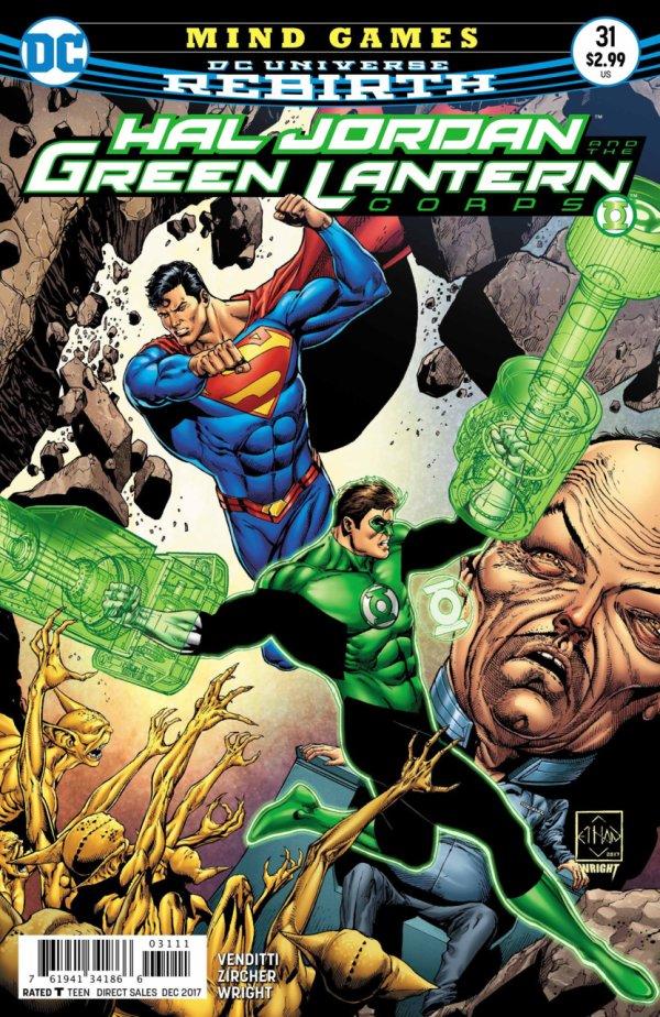 Hal Jordan and the Green Lantern Corps #31