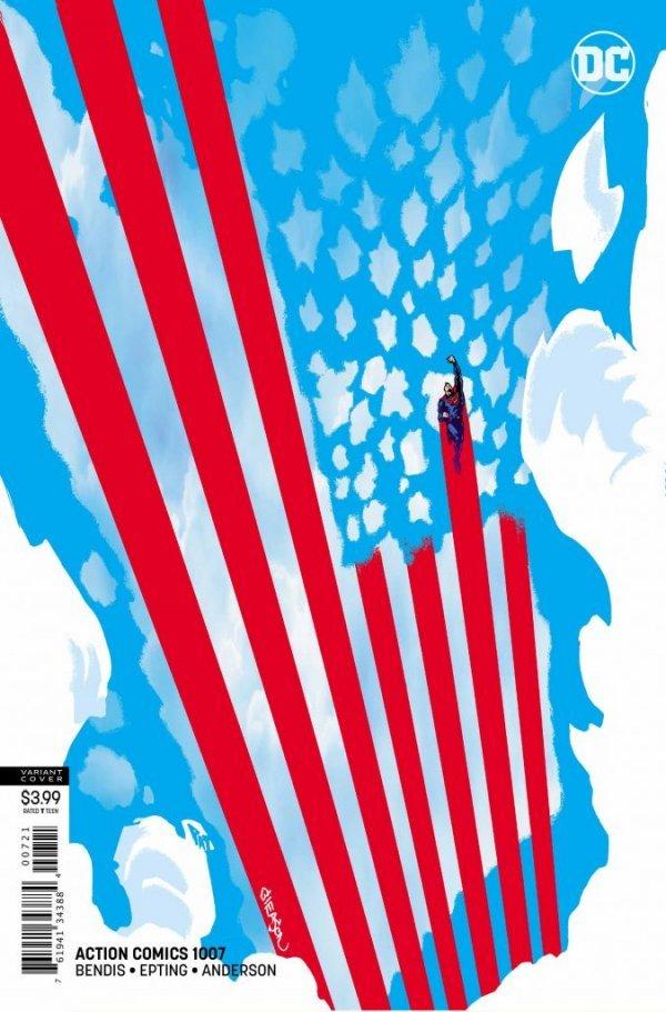 Action Comics #1007