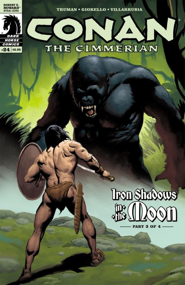 Conan the Cimmerian #24