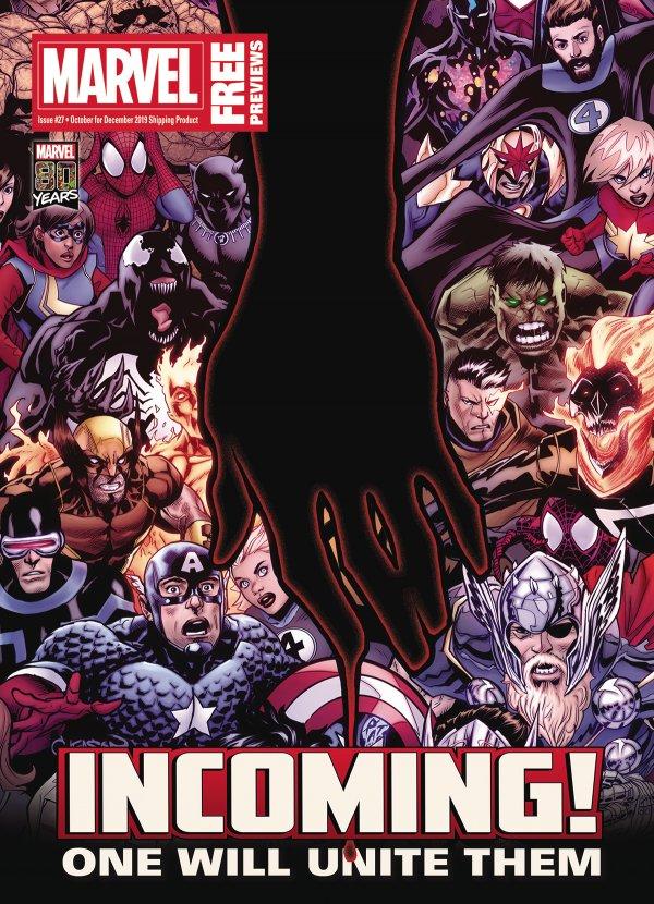 Marvel Previews #27