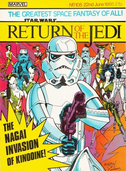 Return of the Jedi Weekly #105