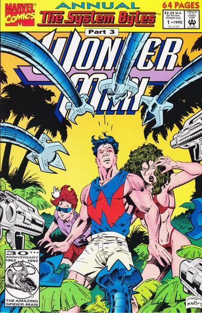 Wonder Man Annual #1