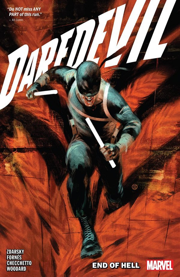 Daredevil Vol. 4: End of Hell TP