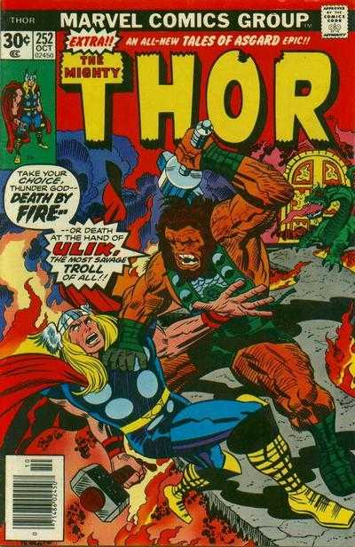 The Mighty Thor #252