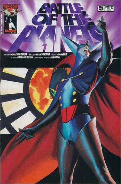 Battle of the Planets #5