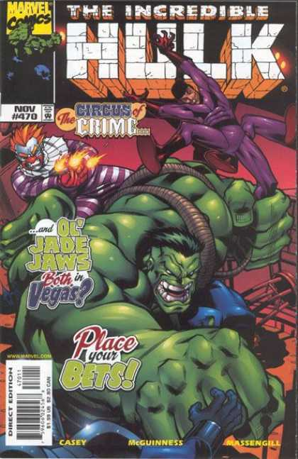 The Incredible Hulk #470