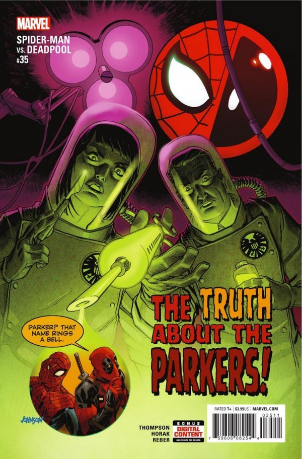 Spider-Man / Deadpool #35