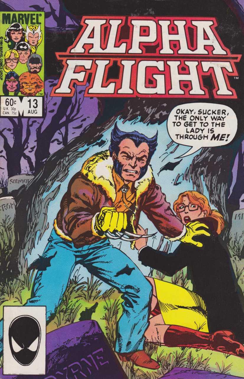 Alpha Flight #13