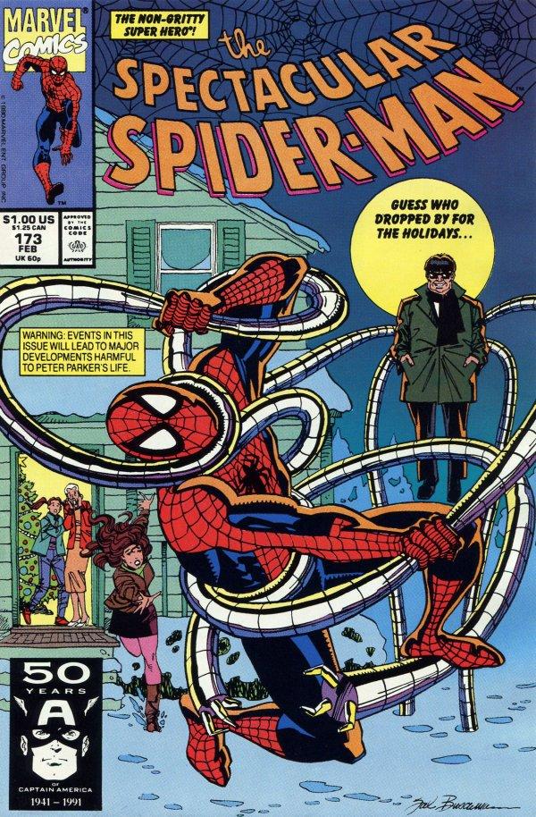 Peter Parker, The Spectacular Spider-Man #173