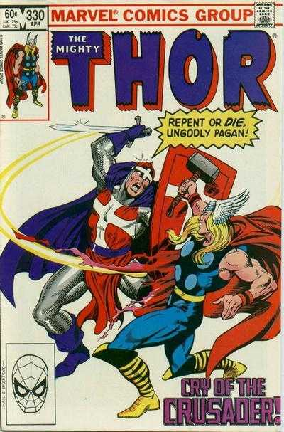 The Mighty Thor #330