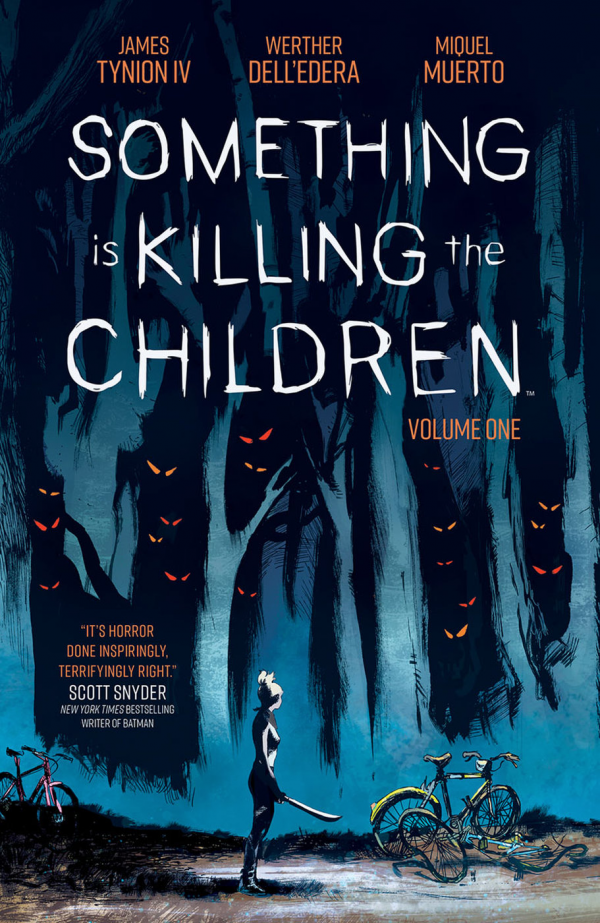 Something Is Killing The Children Vol. 1: Discover Now TP