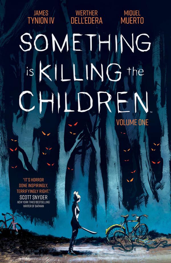 Something Is Killing The Children Vol. 1 TP