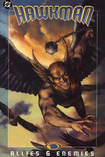 Hawkman Vol 2: Allies and Enemies