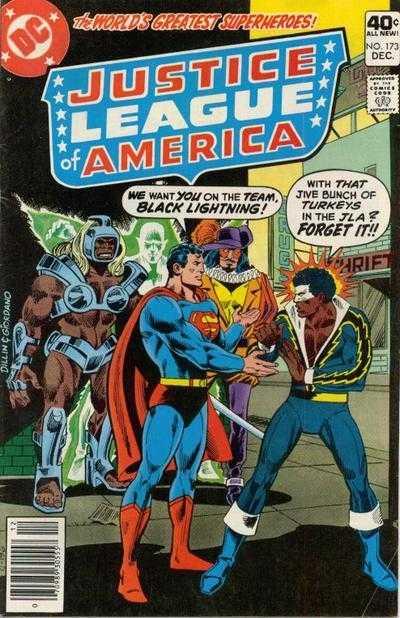 Justice League of America #173