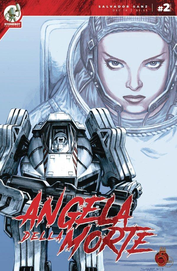Angela Della Morte #2 review