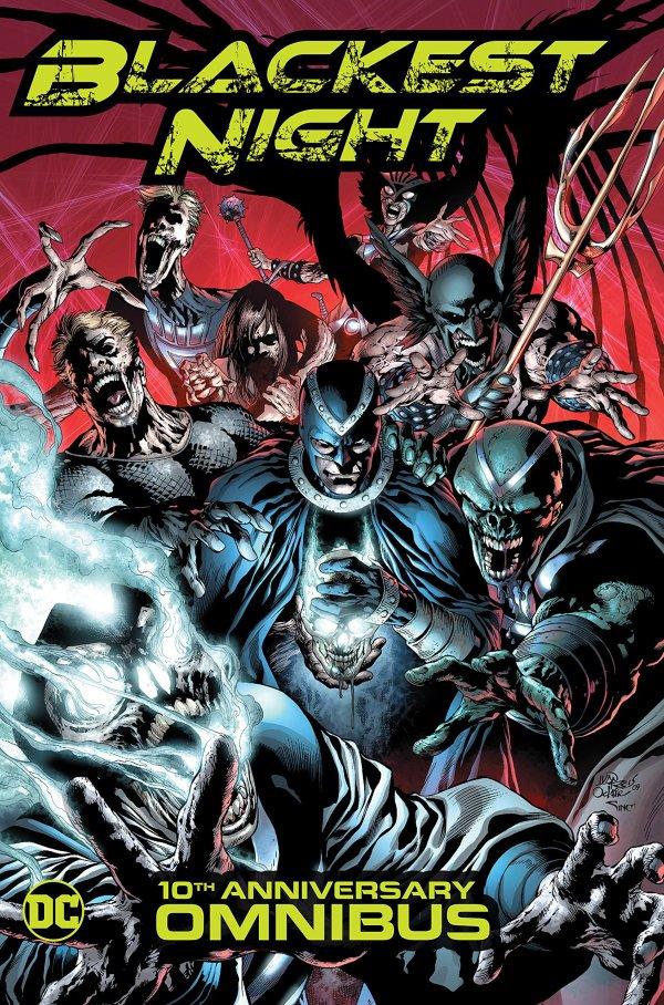 Blackest Night Omnibus 10th Anniversary Edition HC