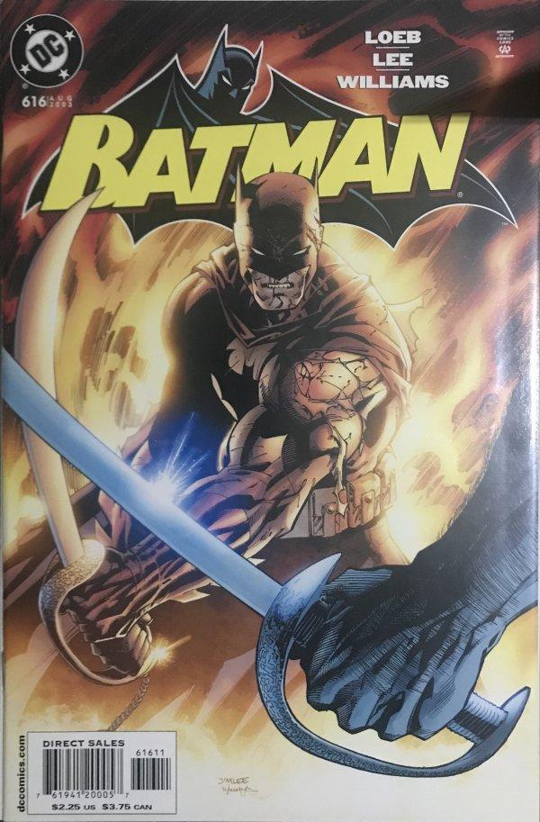Batman #616